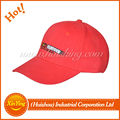 Gorra de béisbol de calidad superior con ventilador solar