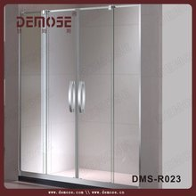 modern designed glass shower screen protector