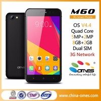 """CHINA OEM factory M60 5"""" 5 inch QHD IPS Quad Core android smart phone with CE"""