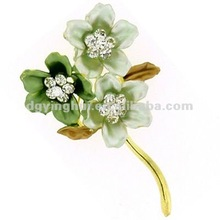 Wholesale Flower Wedding Brooches
