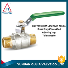 cxc cw617n brass ball valve crane handle