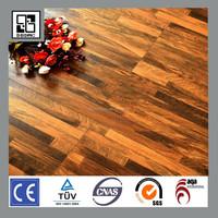 sponge foam pvc waterproof wood laminate flooring