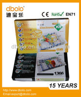 Hot sale electronic building blocks