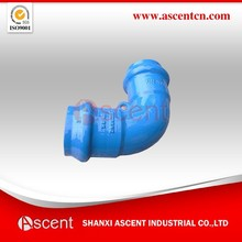 EN545 China Manufacturer Socket Tee Fittings Joint PVC Pipe