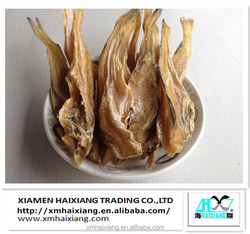 Dried cod fish for pet