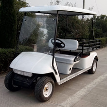 White electric utility vehicle from China(mainland) for sale
