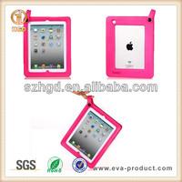 For Apple iPad 2 3 4 Shock Proof Plastic Bumper Frame Case