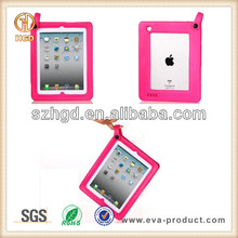 For Apple iPad 2 3 4 Shock Proof Plastic Bumper Frame Case