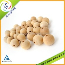wholesale high quality natural wood bead