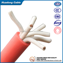 flexible chain system PVC sheathed screened Control cables 16X1.5mm