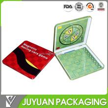 personalized CD tin case/wedding cd /dvd tin case