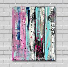 Hotselling abstract canvas art frameless paintings