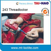 free samples loctit 243 liquid thread locker - blue threadlock - screw thread locker liquid acrylic sealant