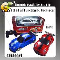 2015 boy toys 1:14 Full function rc cars toys for sale with light 3 colors