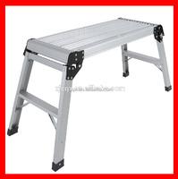 Chuangquanxing Aluminium work bench ladder EN131 for car wash