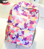 2014 latest fashion school backpack active leisure backpack
