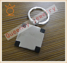 Metal Custom Dog Bone Shape Engraved Name Keychains- Paw Heart And Personalized Name Keychain - Aluminum Key Chain