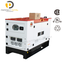 Best Rental use 12kva Silent Diesel Generator Set With PERKINS Engine