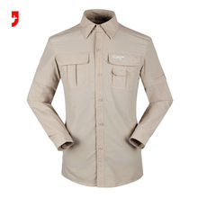 Outdoor Quick dry Hiking and Climbing breathable Shirt