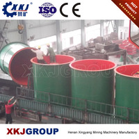 2015 NEW Professional Agitation Leaching Tank for Gold or Copper oxide