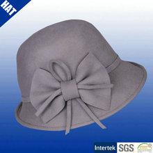 100% womens wool felt hats