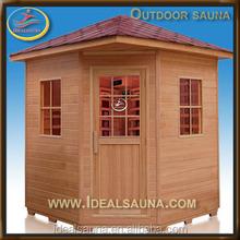 outdoor infrared sauna house,infrared saunas wholesale