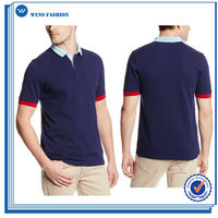 Fashionable Design Customizable Renoma Polo Shirts