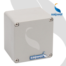 Hot Sale Manufacture Saip/Saipwell SP-AG-FA18 High Quality 80*76*57mm CE China IP66 Waterproof Die Cast Aluminium Box