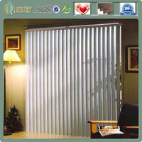 2015 Best selling vertical blinds wholesale high quality type of office window curtains