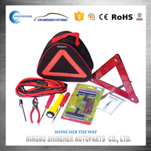 New Products 2015 Portable Tyre Repair Tools Kits Safety Car Tool Bags Car Emergency Kit