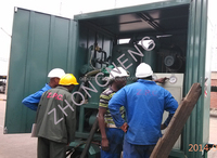 Hot Sale!! Contaminated Transformer Oil Purifier Plant, Vacuum Insulating Oil Cleaning Machine