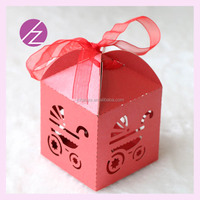 2016 baby birth gift candy box mirror boxes wedding TH-123