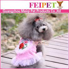 Fashion design couture dog clothes pet costume wholesale