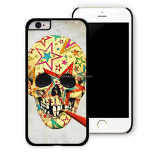 special design skull mobile phone cases, skull cell phone case with factory price