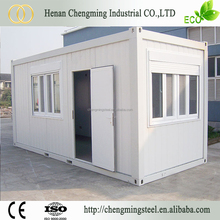 Flat Packed Economical Prefabricated Most Popular Products For Home/Fully Furnished Container Home