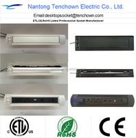 Wholesale Hidden Multifunctional desktop Power Electric Socket