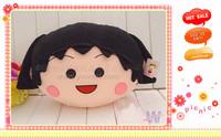 japanese cartoon maruko shaped pillow
