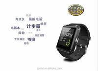 U8 U Watch Bluetooth Smart Watch WristWatch For Samsung S4 Note 2 Note 3 HTC LG Android Phone Smartphones