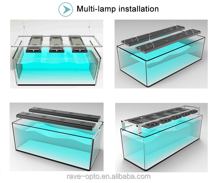 Malibu S300 Programmable Aquarium Led Lighting,48\