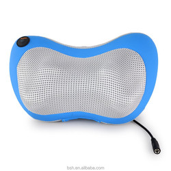 Hot sale car neck rest shoulder massager car kneading neck massage pillow