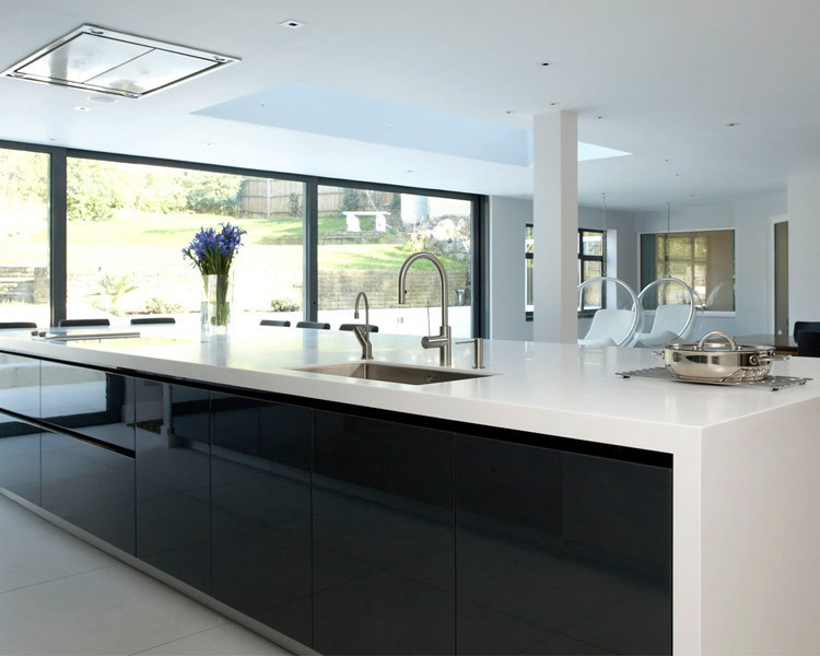 Modern kitchen cabinet with cheap price kitchen cabinet - Cheap modern kitchen cabinets ...