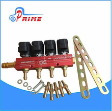 lpg cng injection system kit VALTEK motorcycle carburetor EFI sequential gas injection system