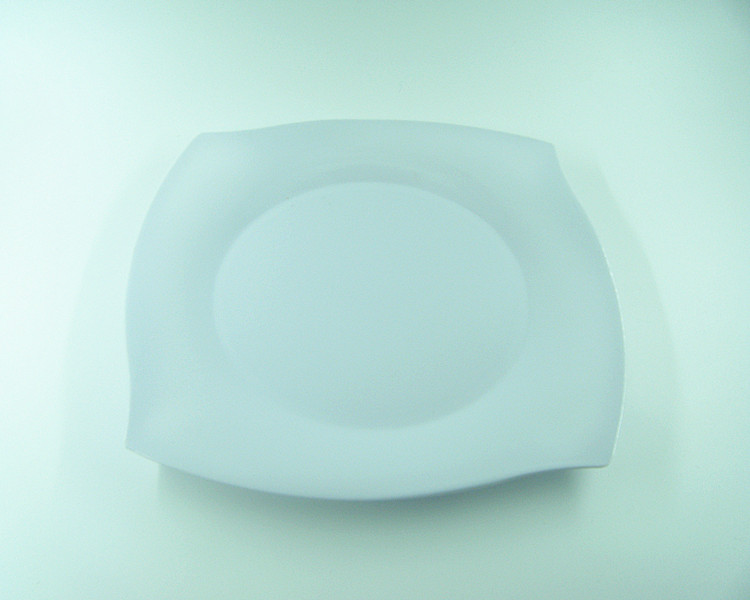 hot sale factory direct price melamine dinner plates charge plate