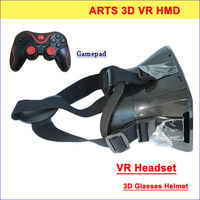 Wireless Gamepad for 3D Glasses for 4.7-6inch Phone vr Headset