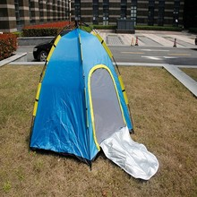 explorer tent with professional camping equipment