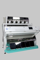 CCD Rice color sorter, color sorting Machine, color selector for rice, cereal