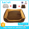 private label pet products dog bed design soft cozy luxury soft pet bed