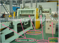 cut to length machine for PLC control length cutting