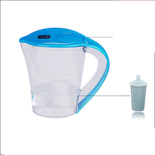 FDA certificated OEM/ODM ok alkaline filter water alkalizer pitcher