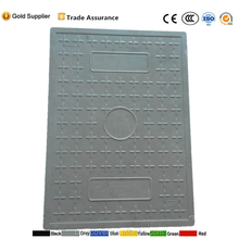 EN 124 smc bmc electric cable Manhole Cover